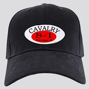 8th Squadron 1st Cavalry Black Cap