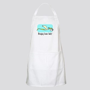 Bringing home baby! BBQ Apron