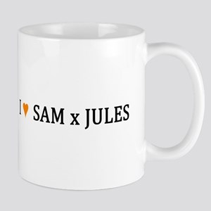 I(HEART)SamxJules Mug
