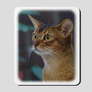Abyssinian Cat AA025D-018 Mousepad