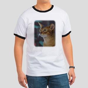 Abyssinian Cat AA025D-018 Ringer T