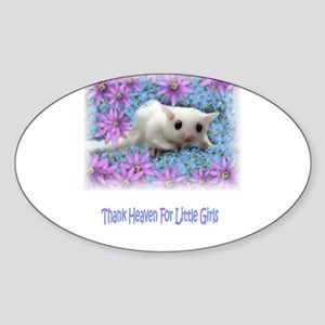 ToandFro Gliders Oval Sticker