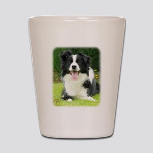Border Collie 9A014D-14 Shot Glass