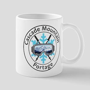 Cascade Mountain - Portage - Wisconsin Mugs
