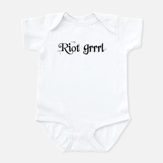 Riot Grrrl Infant Creeper