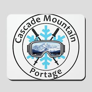 Cascade Mountain - Portage - Wisconsin Mousepad