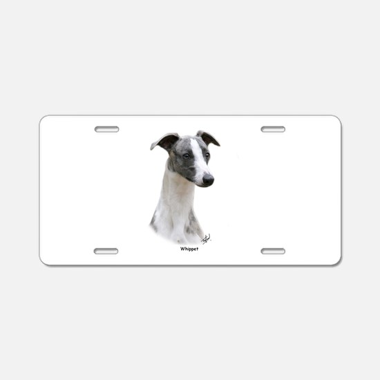 Whippet 9Y205D-231 Aluminum License Plate