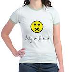 Day of Silence Jr. Ringer T-Shirt