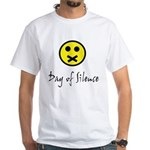 Day of Silence White T-Shirt