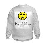 Day of Silence Kids Sweatshirt