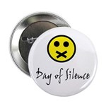 """Day of Silence 2.25"""" Button (100 pack)"""