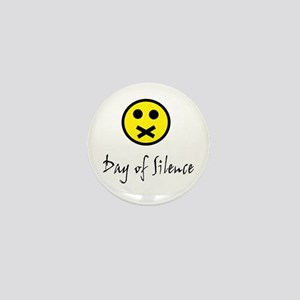 Day of Silence Mini Button