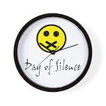 Day of Silence Wall Clock