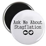Stagflation - Ask Me Magnet