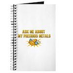 Precious Metals - Ask Me Journal