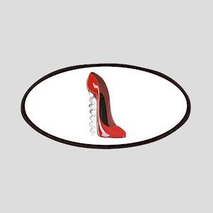 Corkscrew Heel Stiletto Shoe Patches