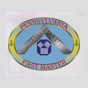 PA Past Master Throw Blanket