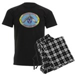 PA Past Master Men's Dark Pajamas