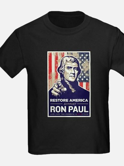 Ron Paul 2012 T