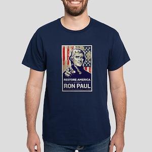Ron Paul 2012 Dark T-Shirt