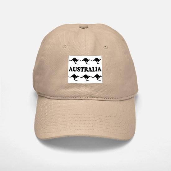 Kangaroos Australia Baseball Baseball Cap