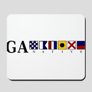 GA native Mousepad