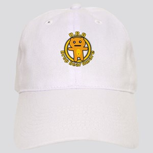 Dop Bear Aware White Cap