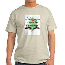 Bennies Go Home Light T-Shirt