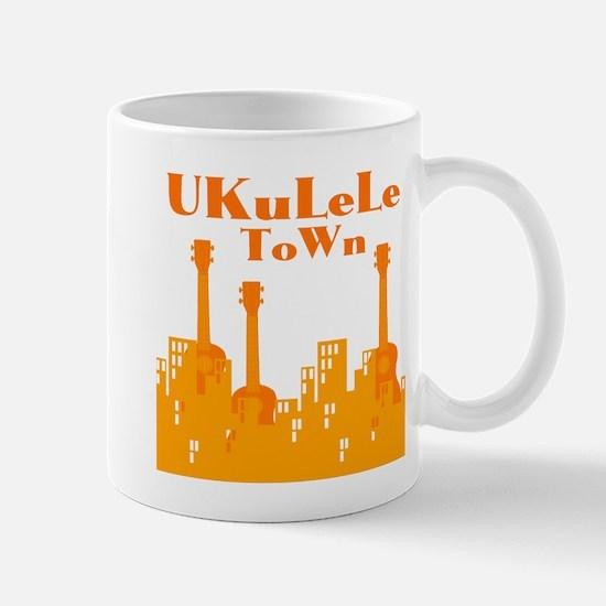 Ukulele Town Mug