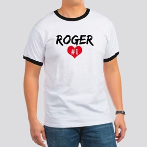 Roger number one Ringer T
