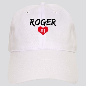 Roger number one Cap