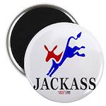 Democrat Jackass Magnet