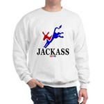 Democrat Jackass Sweatshirt