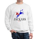 Democrat Jackass Sweatshirt