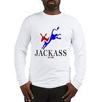 Democrat Jackass Long Sleeve T-Shirt