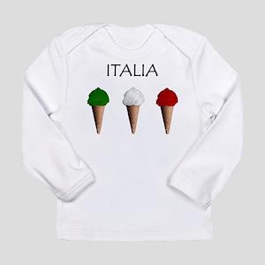 Gelati Italiani Long Sleeve Infant T-Shirt
