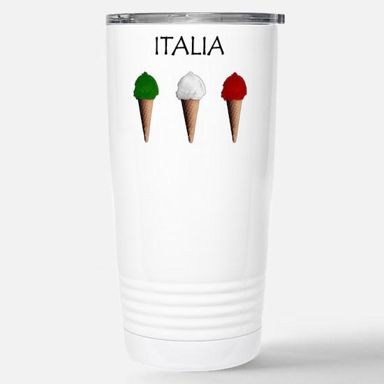 Gelati Italiani Stainless Steel Travel Mug