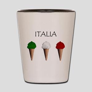 Gelati Italiani Shot Glass