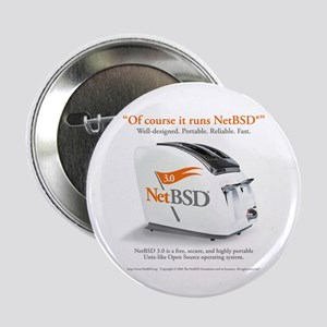NetBSD 3.0 Cover Image + Support Button