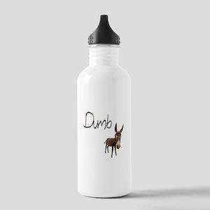 Dumb Donkey Stainless Water Bottle 1.0L