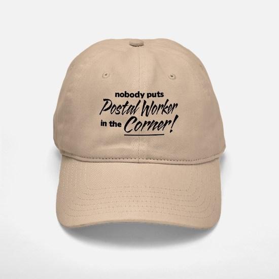Postal Worker Nobody Corner Baseball Baseball Cap