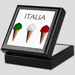 Gelati Italiani Keepsake Box