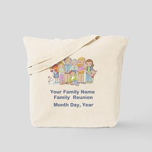 Family Reunion #1 Tote Bag