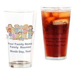 Family Reunion #1 Pint Glass