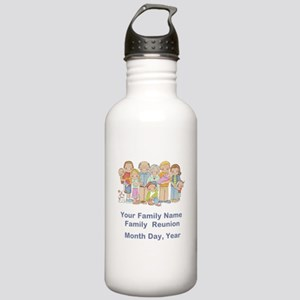 Family Reunion #1 Stainless Water Bottle 1.0L