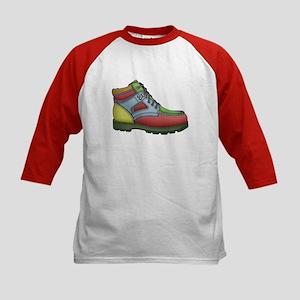 Designer Boot Kids Baseball Jersey