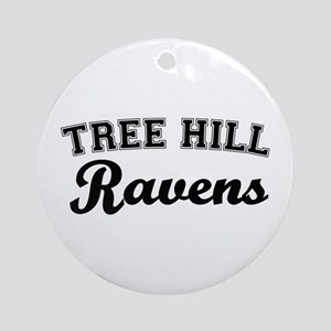Tree Hill Ornament (Round)