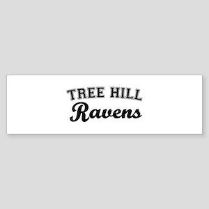 Tree Hill Bumper Sticker