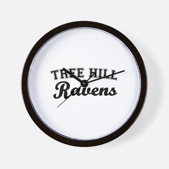 Tree Hill Wall Clock