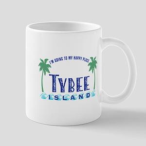 Tybee Happy Place - Mug